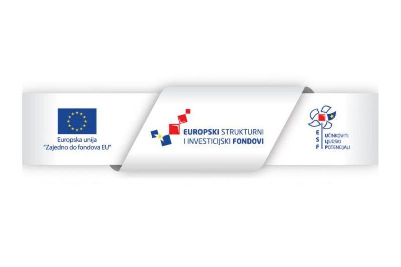 Radionica 'Priprema i provedba projekata financiranih iz ESF' premještena u ponedjeljak 9. ožujka