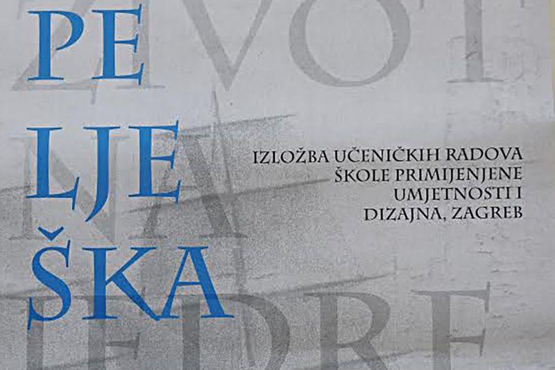 Fragment plakata projekta