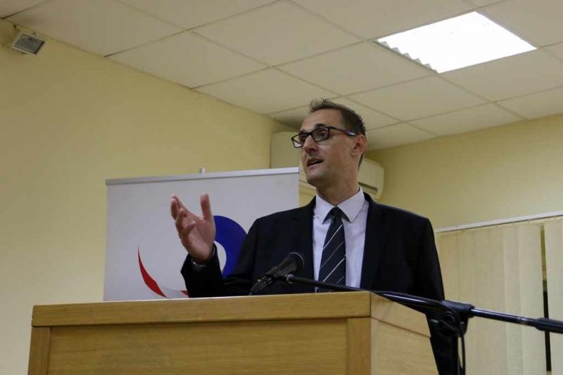 Perica Tolj, kandidat HKS-a za zastupnika u Hrvatski sabor iz Orebića