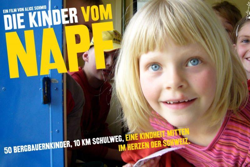 Djeca s planine Napf - detalj s plakata