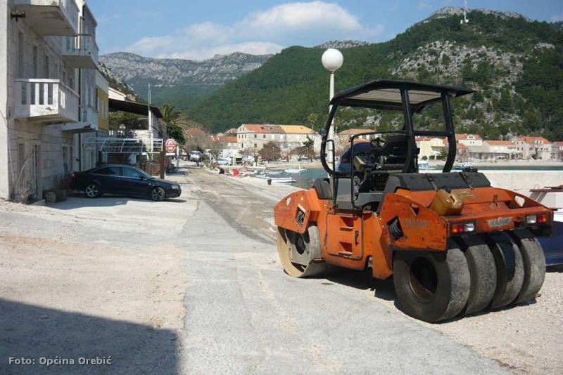 Proljetno pospremanje - radovi na komunalnoj infrastrukturi