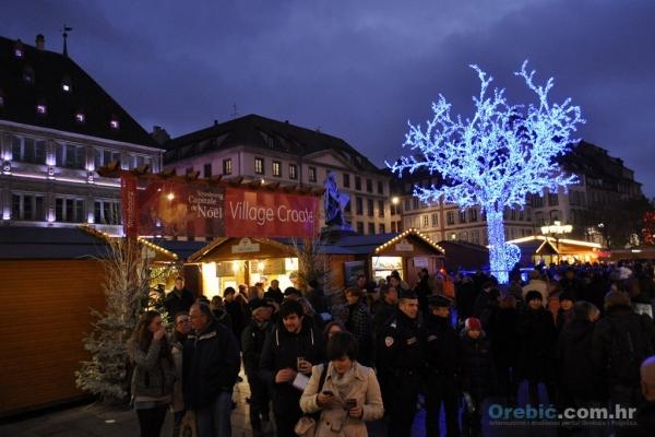 I pelješki proizvodi na Božićnom sajmu u Strasbourgu