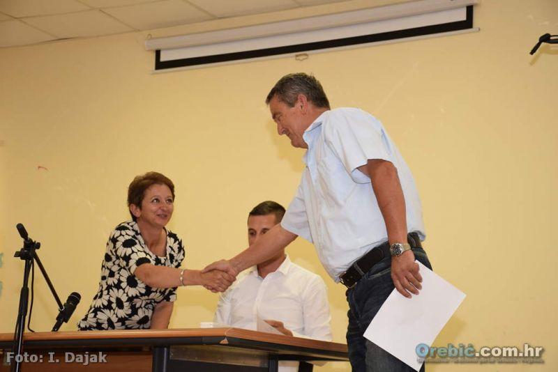 S konstituirajuće sjednice Općinskog vijeća
