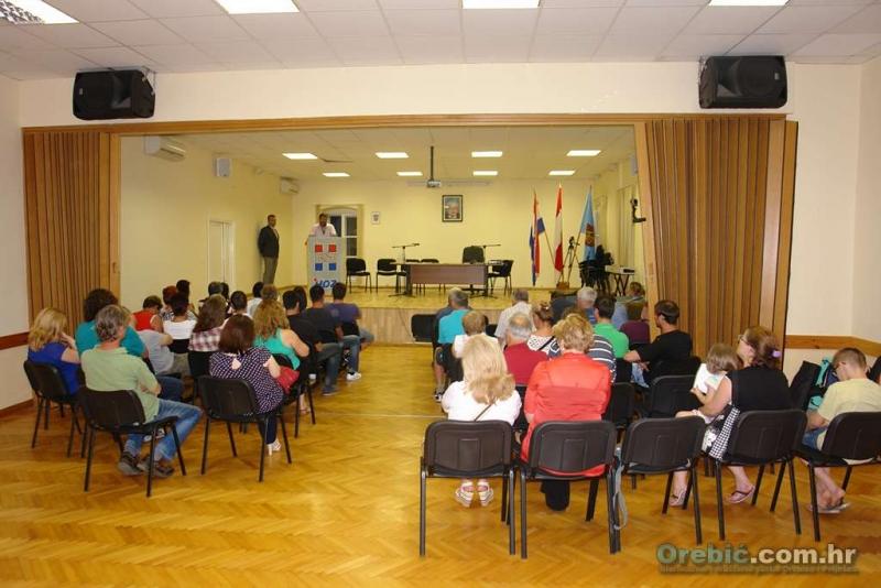 Sa skupa HDZ-a i osnivačke skupštine organizacije žena 'Katarina Zrinski'