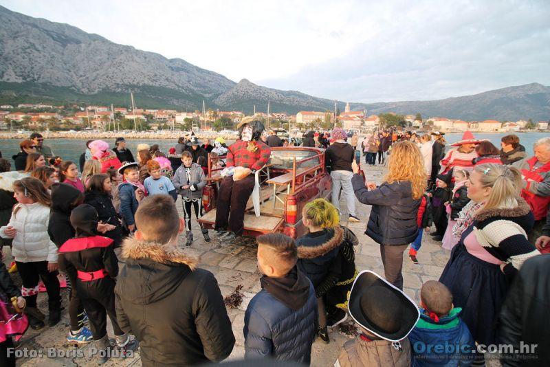 Krnjo isporučen Orebićanima 2018.