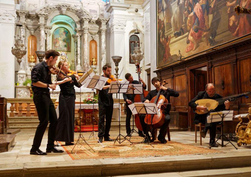 U ponedjeljak koncert slovenskog ansambla 'Il terzo suono' u Župnoj crkvi Pomoćnice kršćana u Orebiću