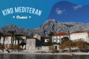 Jučer i danas 'Kino Mediteran' u Orebiću!