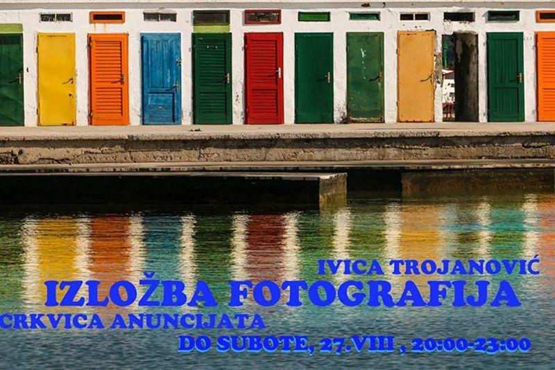 Izložba fotografija Ivice Trojanovića u 'Luncijati' do subote 27. kolovoza