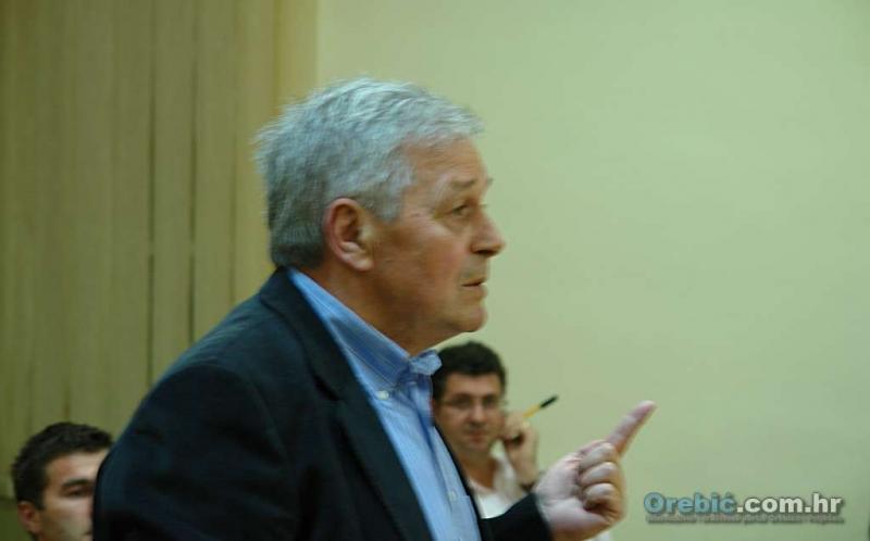 Anto Radović obrušio se na vodstvo  PZ Dingač  pod točkom 'razno' na 8. sjednici OV