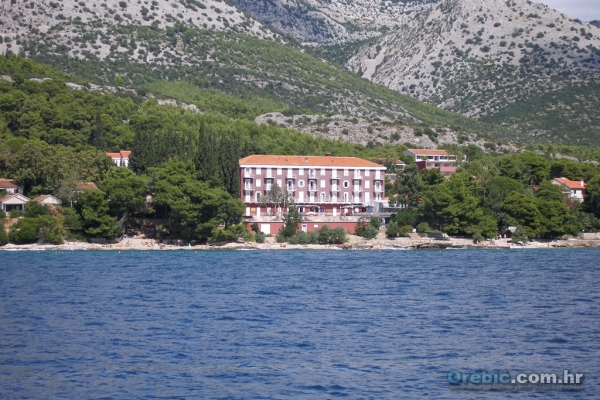 Hotel Bellevue u sastavu HTP 'Orebić'
