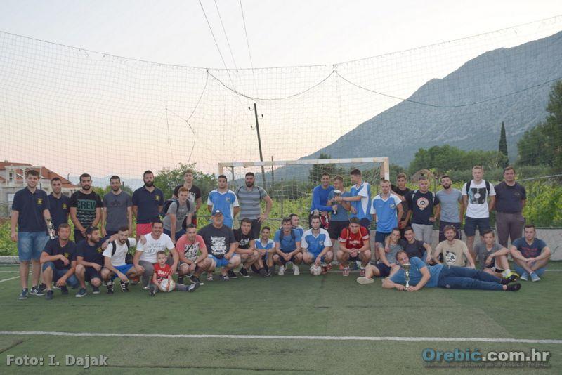 U Orebiću održan 23. tradicionalni malonogometni turnir vatrogasaca!