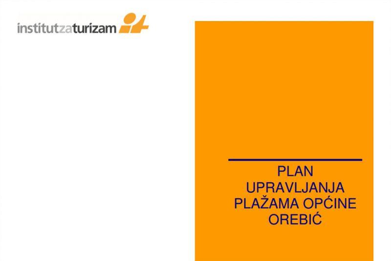 Dvije javne prezentacije razvojnih dokumenata Turističke zajednice općine Orebić