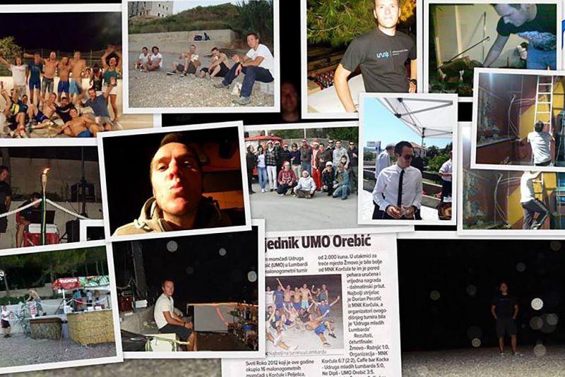 Brojne akcije Udruge mladih Orebić kroz godine