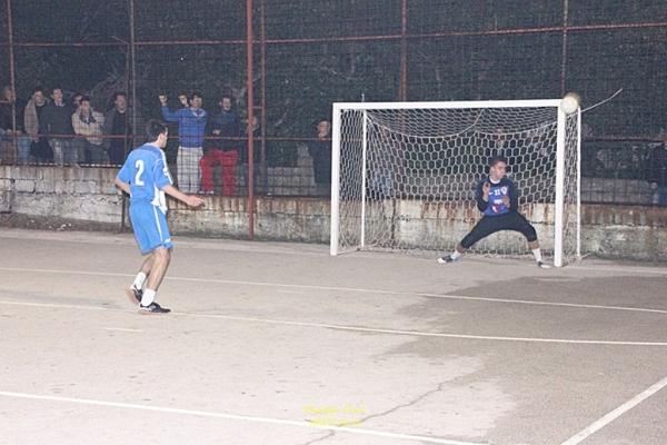 Vratar Dalmatinca obranio je dva kaznena udarca