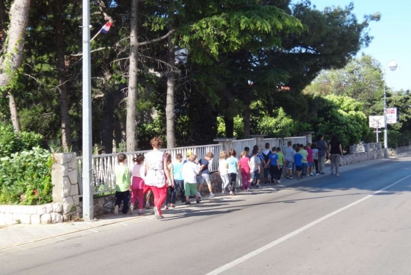 Predškolci u prometu