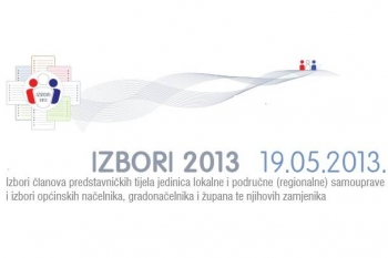 Lokalni izbori 2013.