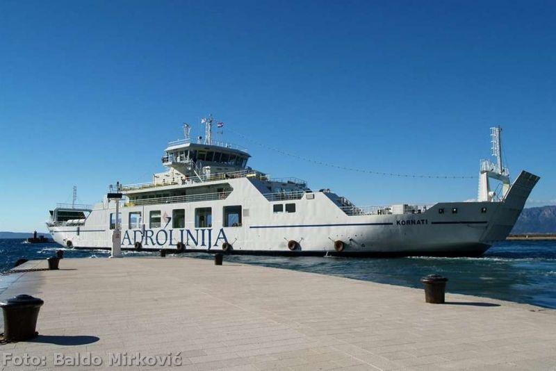 Ilustracija: Blizanac 'Kornati' u trpanjskom portu