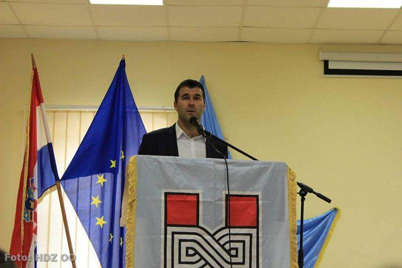 Načelnički kandidat HDZ-a - Dario Krističević