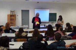 S prezentacije u OŠ Orebić