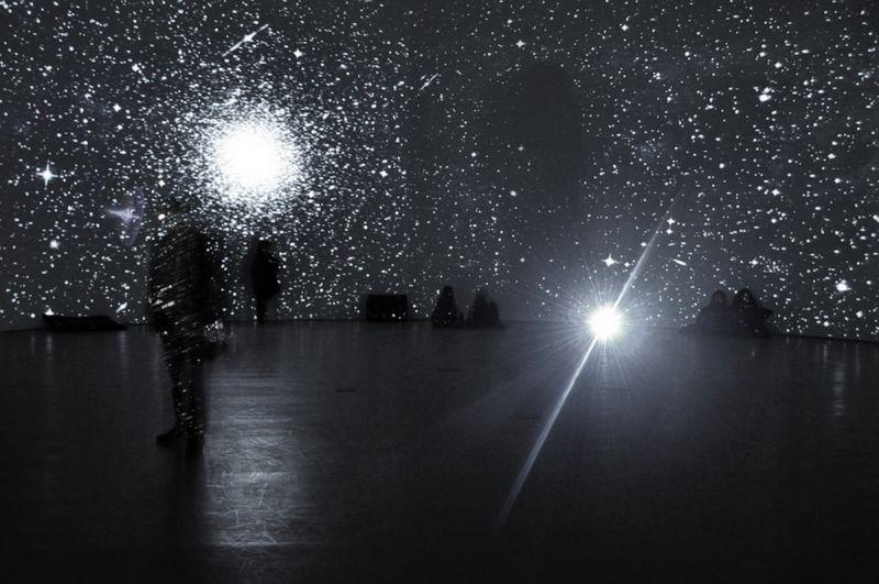 Otvorenje izložbe Davora Sanvincentija / Nevidljivi pejzaži: Svemir