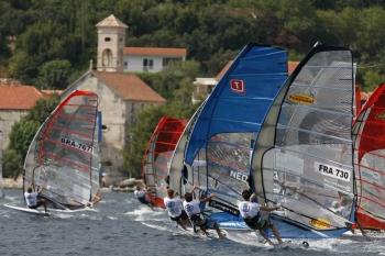 ESET NOD32 Formula windsurfing world championship u Vignju