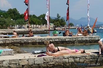 Kadar s plaže iz srpnja 2013.