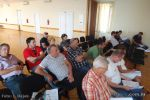 S druge sjednice OV održane 30. kolovoza
