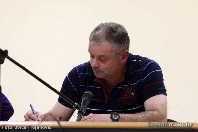 Novi predsjednik OV - Kristijan Marelić