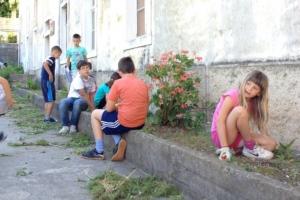 Učenici u (radnoj) akciji