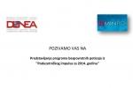 Pozivnica Dune-e na predstavljanje poduzetničkog impulsa
