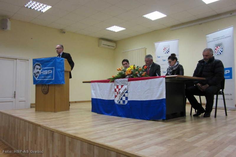 S izbornog zbora HSP-AS Orebić