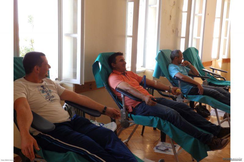 U Orebiću u ponedjeljak održana akcija darivanja krvi
