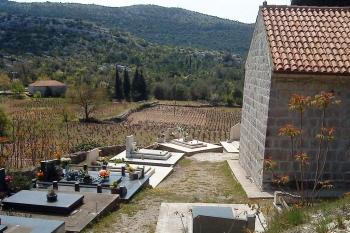 Groblje u Prizdrini - arhivska