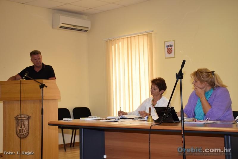 Izravan tonski prijenos - 16. sjednica Općinskog vijeća - drugi dio