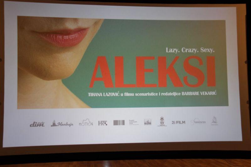 Predpremijera filma Aleksi
