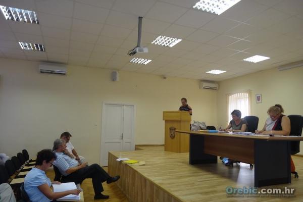 S treće sjednice Općinskog vijeća