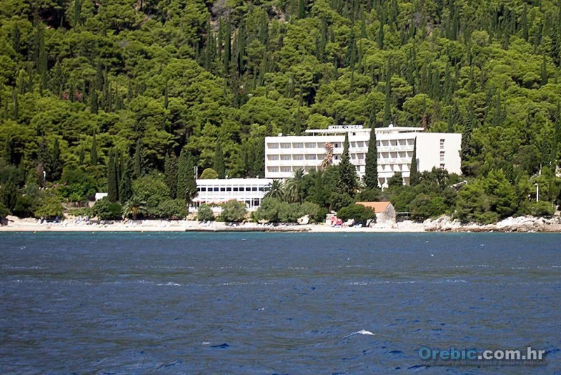 Hotel Orsan u sastavu HTP Orebić