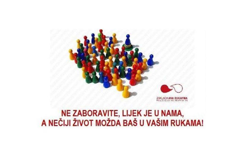 Akcija upisa u Hrvatski registar dobrovoljnih darivatelja krvotvornih matičnih stanica u petak u Orebiću