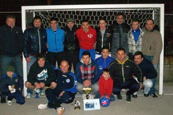 Pobjednici prošlogodišnjeg MNT 'Orebić 2013'