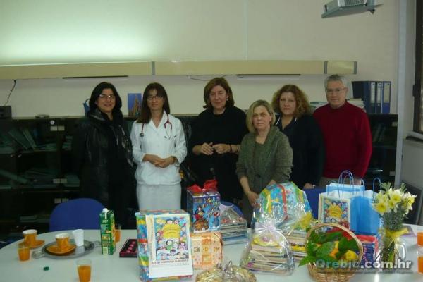 Uspješno završena akcija prikupljanja slikovnica za dječji odjel Opće bolnice Dubrovnik