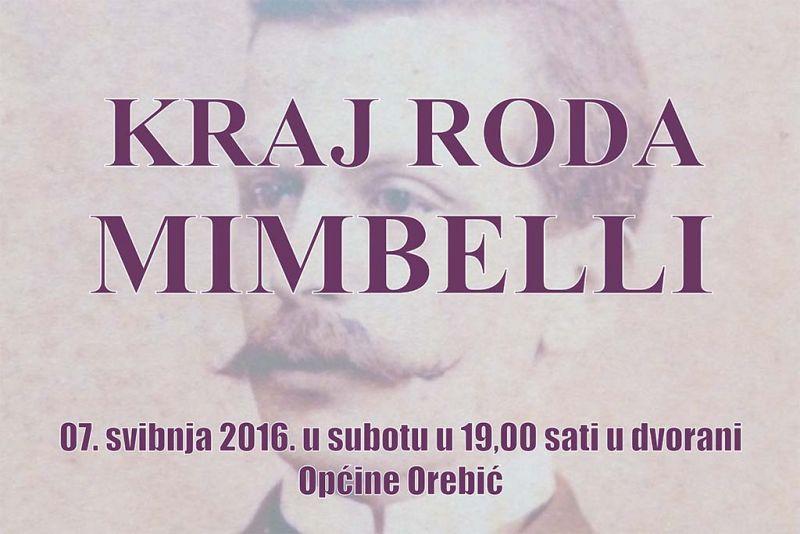 Detalj plakata za premijeru filma