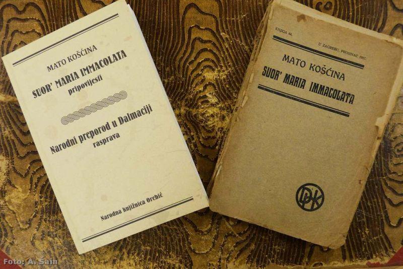 Prvo i aktualno izdanje knjige Mata Košćine