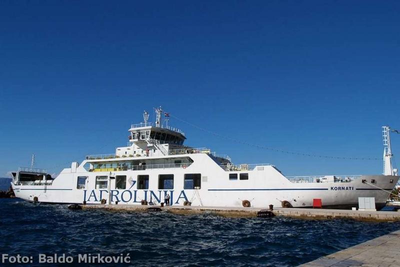 Zbog povećanja prometa na liniji Ploče - Trpanj plove najnoviji i najveći Jadrolinijini trajekti za obalnu plovidbu