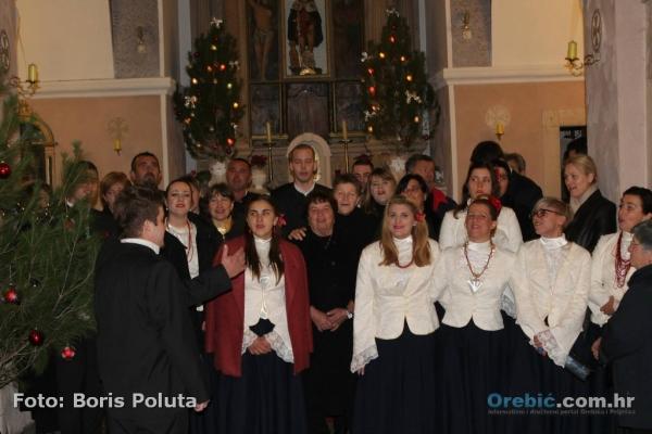 S koncerta klapa u Lumbardi