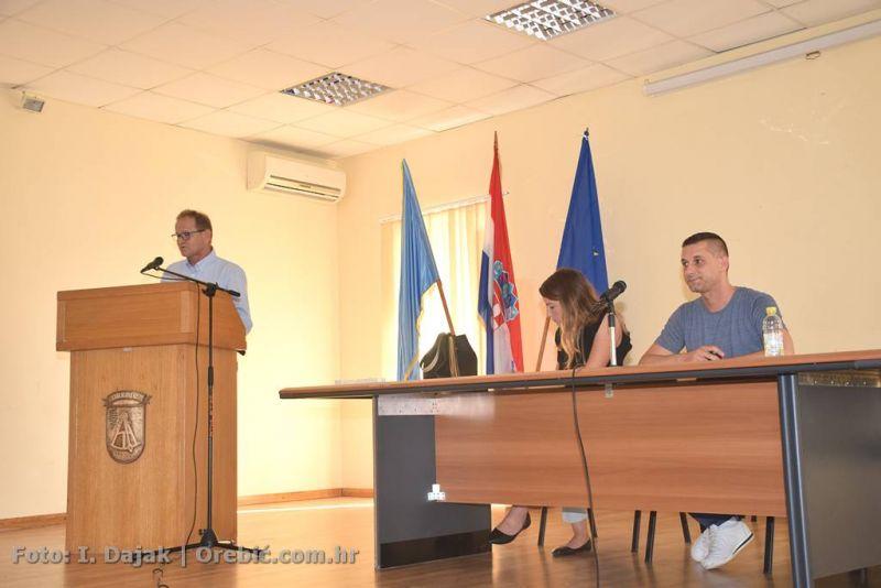 Izravan prijenos 24. sjednice Općinskog vijeća - Orebić