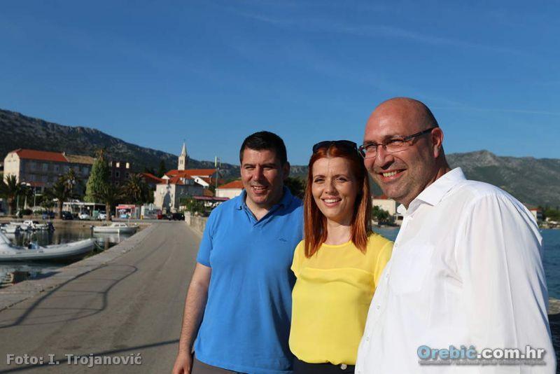 Grmoja sa zamjenicima u Orebiću