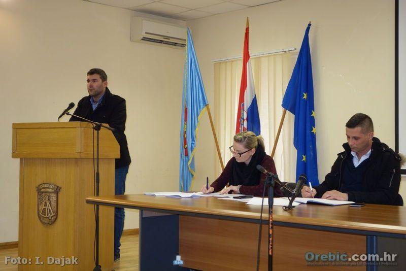 Izravan prijenos 10. sjednice Općinskog vijeća