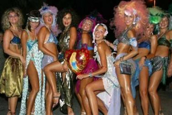 Život je karneval - u Potomju ili u Riu