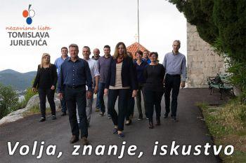 Predizborno obraćanje biračima Nezavisne liste Tomislava Jurjevića