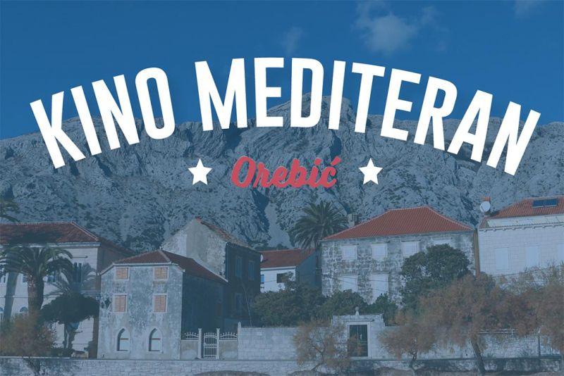 Druga godina suradnje Kina Mediteran i Matice hrvatske Orebić donosi vam nove filmske naslove!